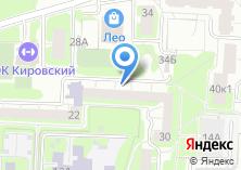 Компания «Радомир-Инвест» на карте