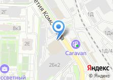 Компания «Интернет-магазин косметики и парфюмерии» на карте