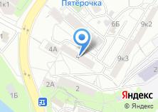 Компания «Техпрома» на карте