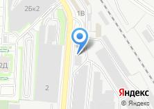 Компания «Управление снабжения и сбыта Свердловской области» на карте