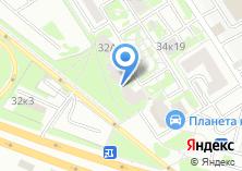 Компания «ИнтерПласт» на карте