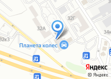 Компания «Викавто» на карте