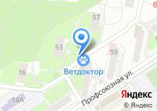 Компания «Автостоянка на Профсоюзной» на карте