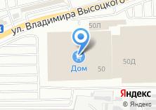 Компания «Зодчий» на карте