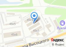 Компания «Мир бытовой техники» на карте