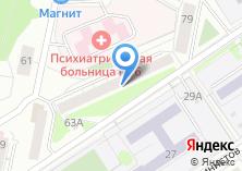 Компания «Blik66.ru» на карте