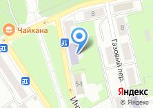 Компания «Лицей №135» на карте