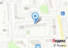 Компания «Славянская 51» на карте