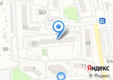Компания «Народный WEB» на карте