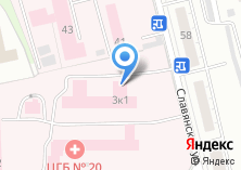 Компания «Родильный дом» на карте