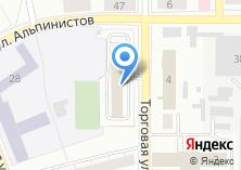 Компания «Техноимпульс-Урал» на карте