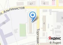 Компания «СОЮЗ СТРОЙ» на карте