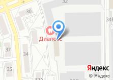 Компания «Экспресс-Трансавто» на карте