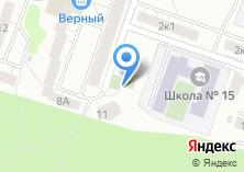 Компания «Визави» на карте