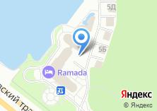 Компания «St line» на карте