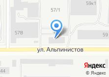 Компания «Печи-Екат» на карте