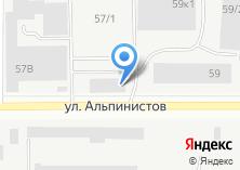 Компания «ПРОМБЕТОН» на карте