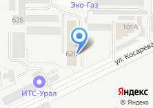Компания «Электрокомплект» на карте