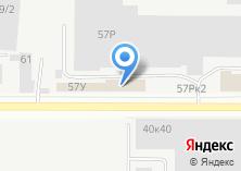 Компания «Росбыттехника» на карте