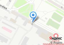 Компания «СибГранит» на карте