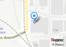 Компания «ПРОД СЕРВИС УРАЛ» на карте