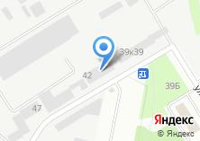 Компания «Гросснаб» на карте