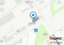 Компания «МеталлИнокс» на карте
