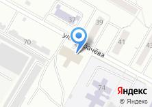 Компания «УКАДО 96» на карте