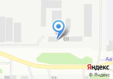 Компания «АТЛАС-Урал» на карте