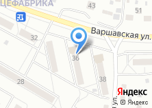Компания «Ремстройкомплекс» на карте