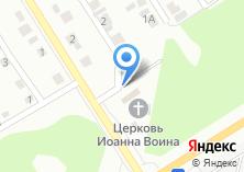 Компания «Церковная лавка на Березовский тракт» на карте