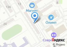 Компания «Galaxy» на карте