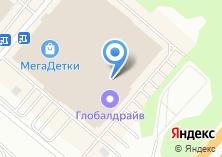 Компания «Оланта» на карте