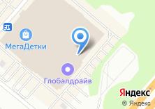 Компания «ПрайД-М» на карте