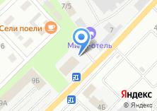 Компания «ИнженерПРО» на карте