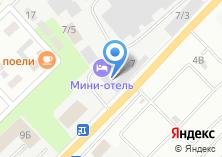 Компания «Мини-отель» на карте