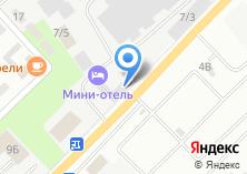 Компания «Olympia gym» на карте