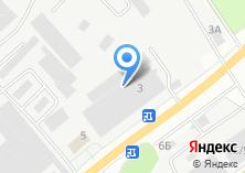 Компания «Уралекс» на карте