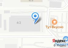 Компания «Роскондитер» на карте