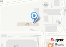 Компания «ТАРУНА-МЕБЕЛЬ» на карте