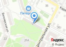Компания «0105.ru» на карте