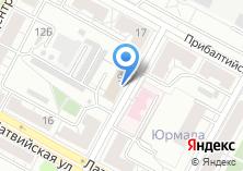 Компания «Нотариус Перов М.В» на карте