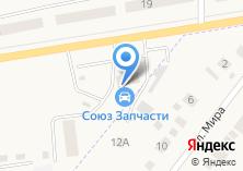 Компания «ИП Чудинов Сергей Анатольевич - торговля автозапчастями» на карте
