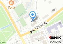Компания «ЖКХ-Холдинг» на карте