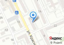 Компания «Купе-Проект» на карте