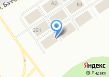 Компания «Декор ТД» на карте