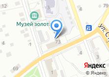 Компания «Мировые судьи Березовского района» на карте