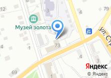 Компания «Управление социальной политики по г. Березовский» на карте