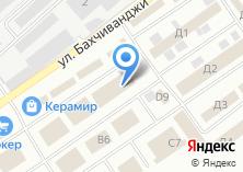 Компания «Для дома и ванной» на карте