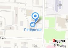 Компания «Магазин №21» на карте